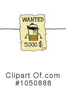 Wanted Clipart #1050888 by NL shop