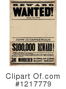 Wanted Clipart #1217779