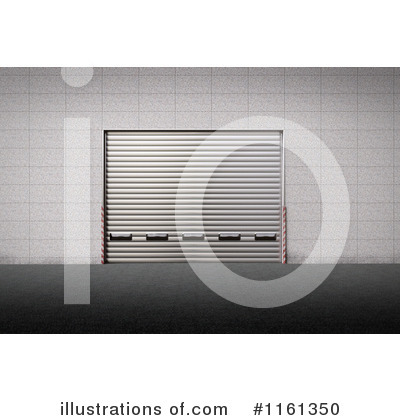 Warehouse Clipart #1161350 by stockillustrations
