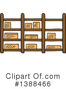Warehouse Clipart #1388466 by Vector Tradition SM