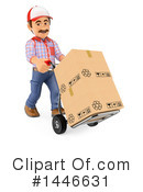 Warehouse Clipart #1446631