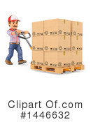 Warehouse Clipart #1446632