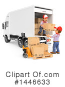 Warehouse Clipart #1446633