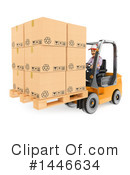 Warehouse Clipart #1446634