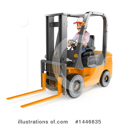 Worker Clipart #1446635 by Texelart