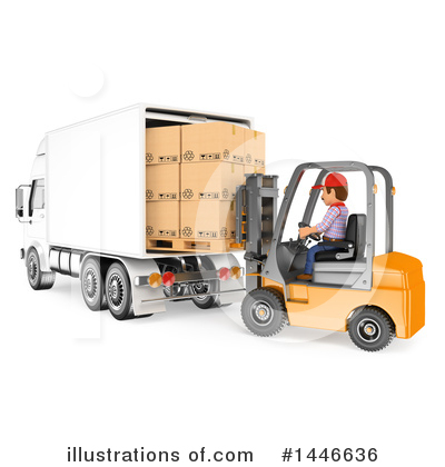 Worker Clipart #1446636 by Texelart