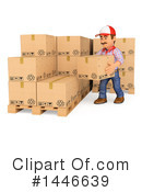 Warehouse Clipart #1446639