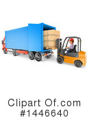 Warehouse Clipart #1446640