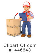 Warehouse Clipart #1446643