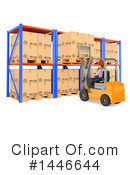 Warehouse Clipart #1446644