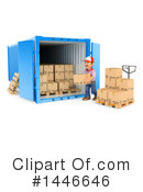 Warehouse Clipart #1446646