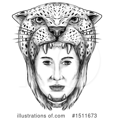 Panther Clipart #1511673 by patrimonio