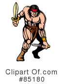 Warrior Clipart #85180