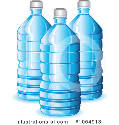 water bottle clipart 1064918 illustration by vector tradition sm rh illustrationsof com water bottle clipart png water bottle clipart black and white
