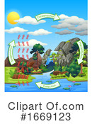 Water Cycle Clipart #1669123 by Graphics RF
