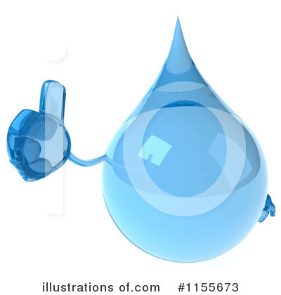 Water Drop Clipart #1155673 by Julos