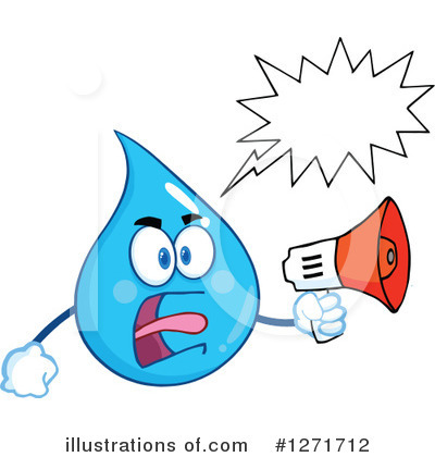Megaphone Clipart #1271712 by Hit Toon