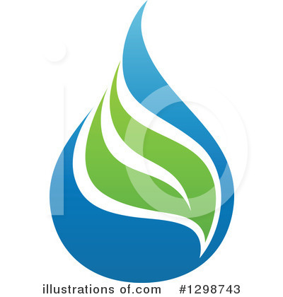 Water Drop Clipart #1298743 by elena