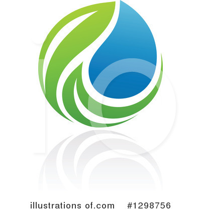Water Drop Clipart #1298756 by elena