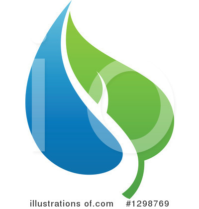 Water Drop Clipart #1298769 by elena