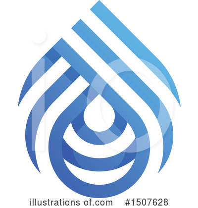Water Drop Clipart #1507628 by elena