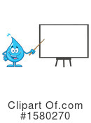 Water Drop Clipart #1580270 by Hit Toon
