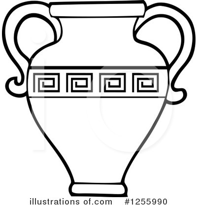 Pottery Clipart #1255990 by visekart