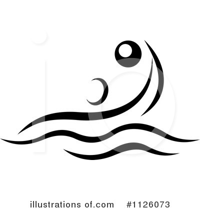 Water Polo Clipart #1126073 by Vector Tradition SM
