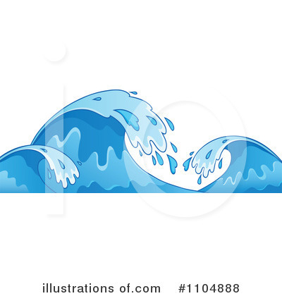 Sea Clipart #1104888 by visekart