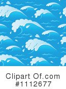 Waves Clipart #1112677 by visekart
