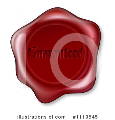 Wax Seal Clipart #1119545 by AtStockIllustration