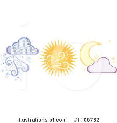 Cloud Clipart #1106782 by Amanda Kate