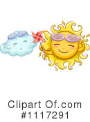 Royalty-Free (RF) Weather Clipart Illustration #1117291