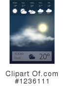 Weather Clipart #1236111 by Eugene