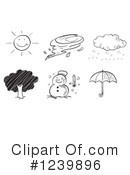 Weather Clipart #1239896 by Graphics RF