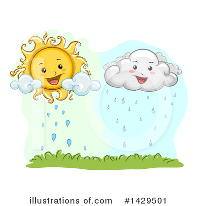 Royalty-Free (RF) Weather Clipart Illustration by BNP Design Studio - Stock Sample #1429501