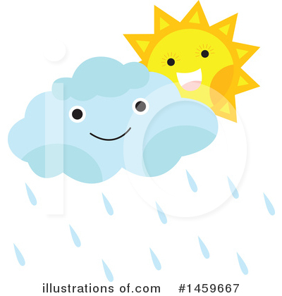 Royalty-Free (RF) Weather Clipart Illustration by Cherie Reve - Stock Sample #1459667