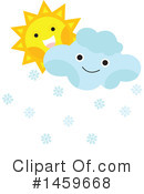 Weather Clipart #1459668 by Cherie Reve