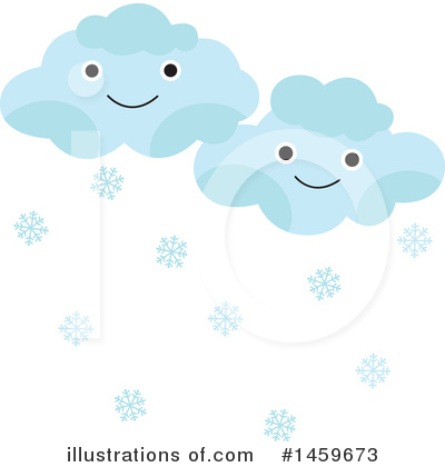 Weather Clipart #1459673 by Cherie Reve