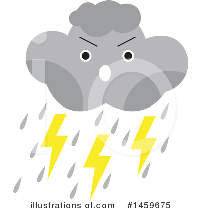 Weather Clipart #1459675 by Cherie Reve