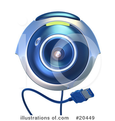Video Camera Clipart #20449 by Tonis Pan