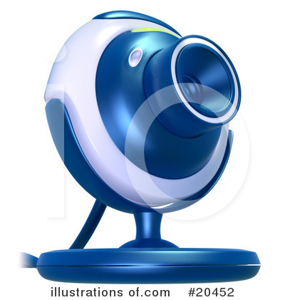 Video Camera Clipart #20452 by Tonis Pan