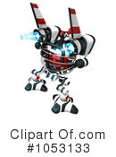 Royalty-Free (RF) Web Crawler Clipart Illustration #1053133