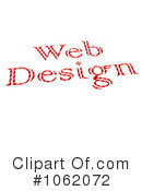 Royalty-Free (RF) Web Design Clipart Illustration #1062072