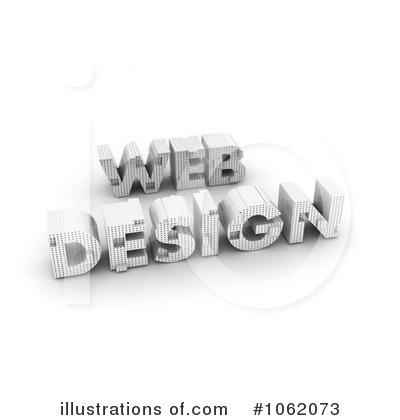 Royalty-Free (RF) Web Design Clipart Illustration by MacX - Stock Sample #1062073