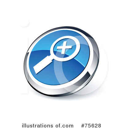 Royalty-Free (RF) Web Site Buttons Clipart Illustration by beboy - Stock Sample #75628