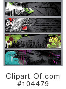 Web Site Header Clipart #104479
