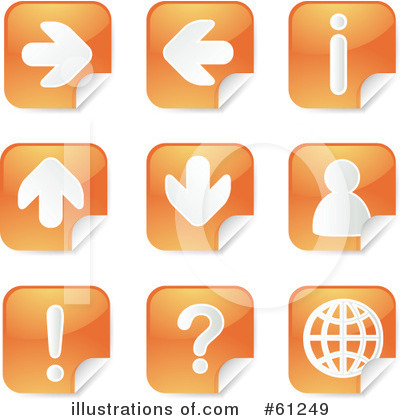 Website Buttons Clipart #61249 by Kheng Guan Toh