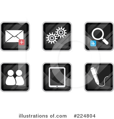 Icons Clipart #224804 by Qiun