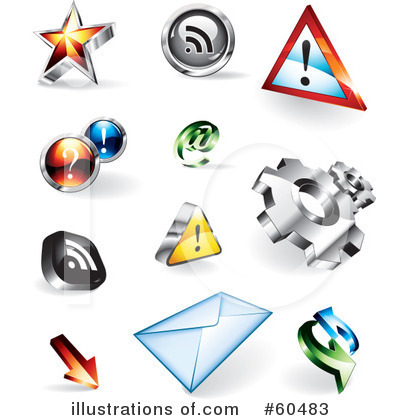 Icons Clipart #60483 by TA Images
